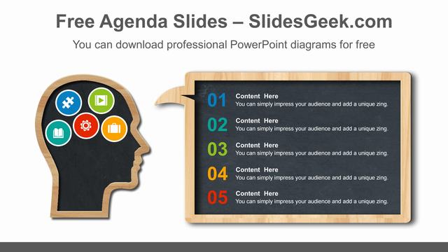 Head-board-PowerPoint-Diagram-Template Feature Image