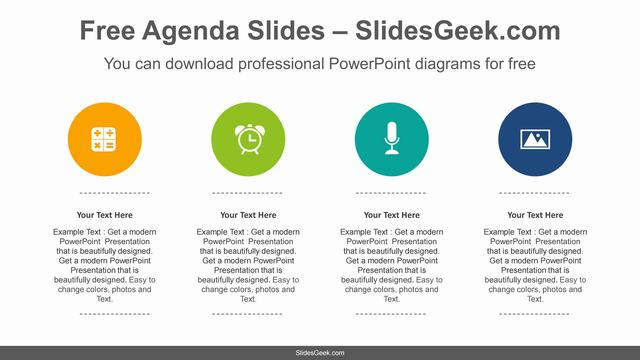 List-circles-PowerPoint-Diagram-Template Feature Image