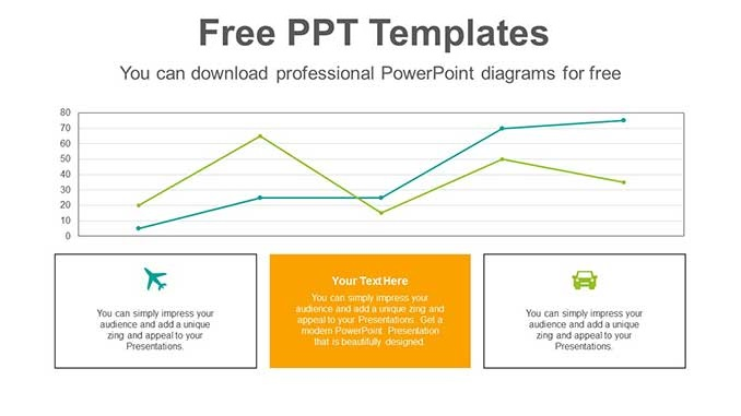 Table Line Charts Slide Feature Image