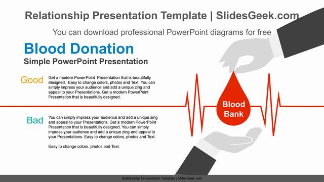 Blood-Donation-PowerPoint-Diagram Feature Image