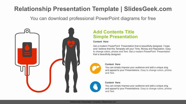 Blood-transfusion-PowerPoint-Diagram-Template Feature Image