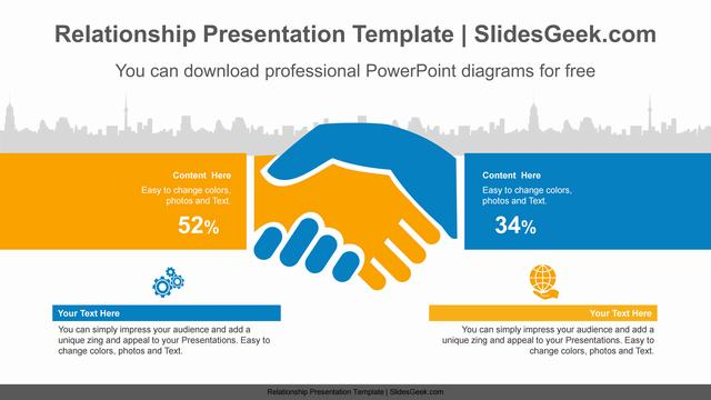 Business-handshake-PowerPoint-Diagram-Template Feature Image