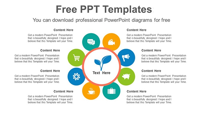 Circle-Flower-PowerPoint-Diagram-posting-image Feature Image