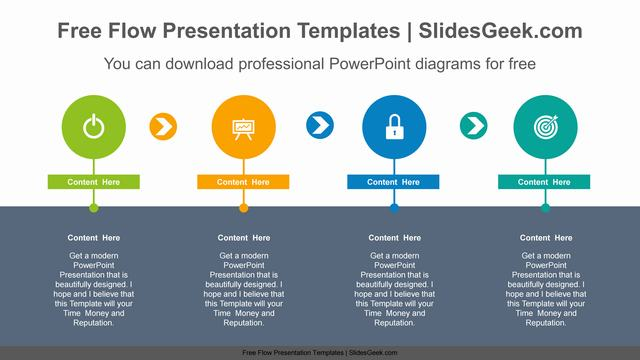 Circle-Signpost-PowerPoint-Diagram Feature Image