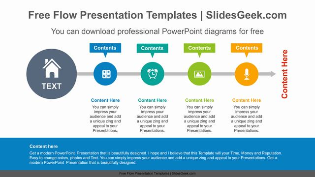 Circle-arrow-PowerPoint-Diagram-Template Feature image