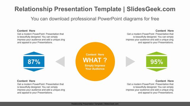 Circle-center-contrast-PowerPoint-Diagram-Template Feature Image