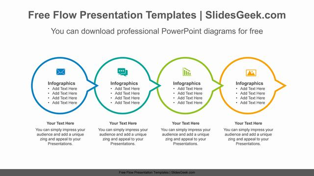 Circle-connection-flow-PowerPoint-Diagram-Template Feature Image