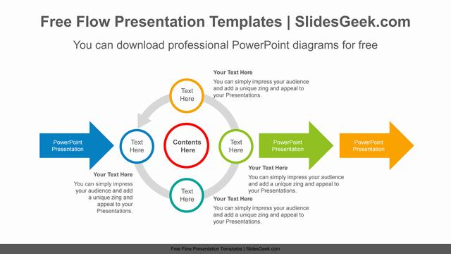 Circle-cycle-arrow-PowerPoint-Diagram-Template Feature Image