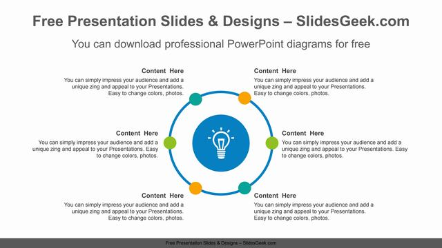 Circle-radial-dot-PowerPoint-Diagram-Template feature image