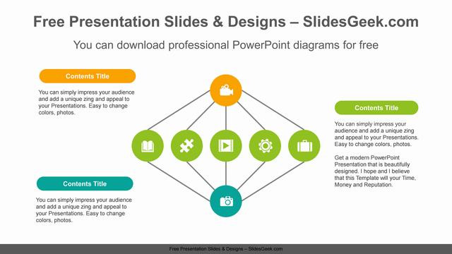 Colorful-circular-PowerPoint-Diagram-Template feature image