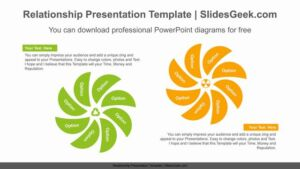Concentric-union-flower-PowerPoint-Diagram-Template Feature Image