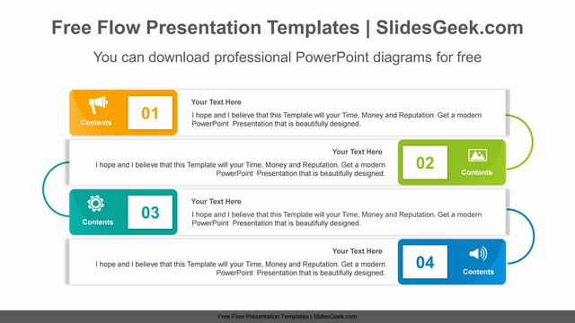 Corner-Rounded-Cards-PowerPoint-Diagram Feature Image