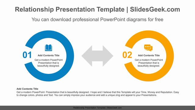 Donuts-confrontation-PowerPoint-Diagram-Template Feature Image