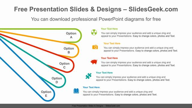 Fan-Shaped-Stairs-PowerPoint-Diagram feature image