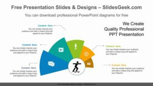 Fan-shaped-staircase-PowerPoint-Diagram feature image
