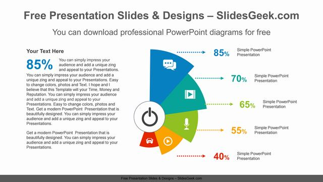 Fan-shaped-stairs-PowerPoint-Diagram-Template feature image
