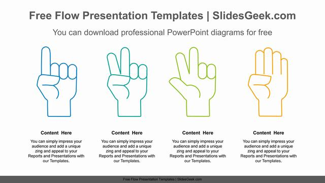 Finger-Numbering-PowerPoint-Diagram Feature Image