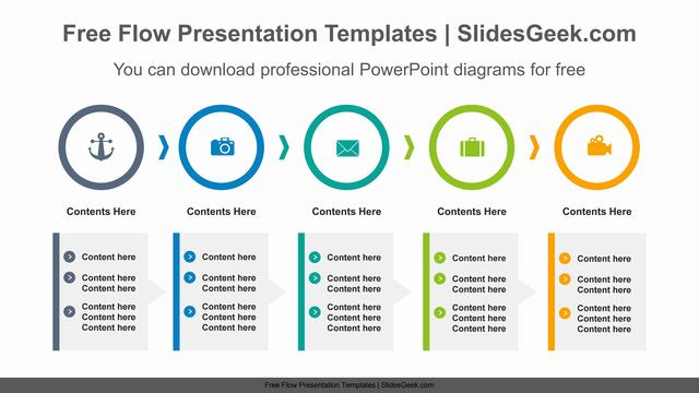 Five-Circle-PowerPoint-Diagram Feature Image