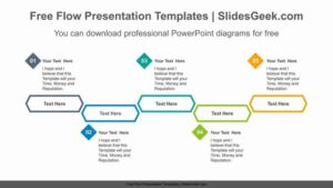 Five-hexagon-diagrams-PowerPoint-Diagram-Template Feature Image