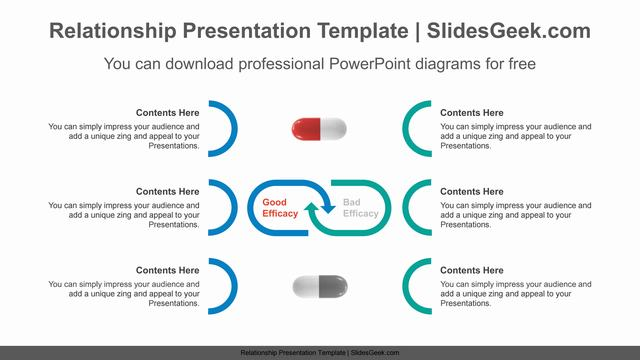 Good-bad-compare-PowerPoint-Diagram-Template Slide Feature Image