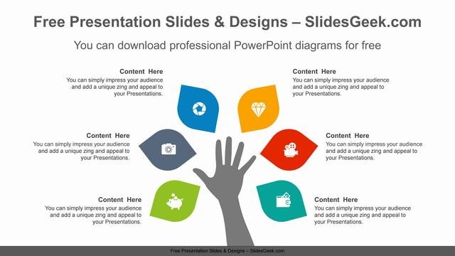 Hand-tree-leaves-PowerPoint-Diagram-Template feature image