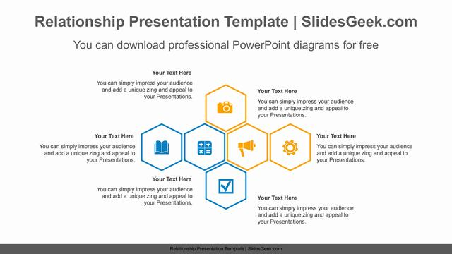 Hexagon-semi-radial-symmetry-PowerPoint-Diagram-Template Feature Image
