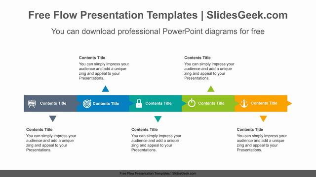 Horizontal-alignment-square-PowerPoint-Diagram-Template Feature Image