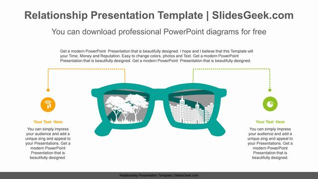 Images-look-glasses-PowerPoint-Diagram-Template Slide Feature Image