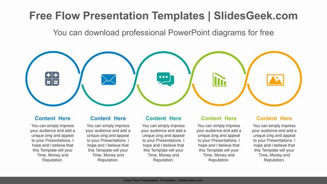 Infinity-symbol-flow-PowerPoint-Diagram-Template Feature Image