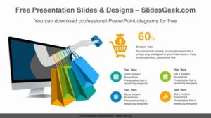 Internet-shopping-PowerPoint-Diagram-Template feature image