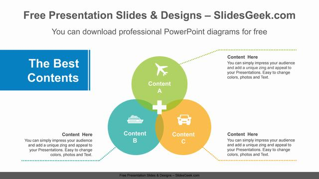 Intersection-circle-PowerPoint-Diagram-Template feature image