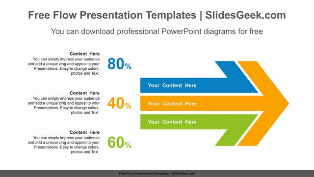 Large-horizontal-arrow-PowerPoint-Diagram-Template Feature Image