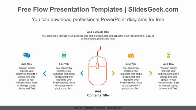 Mouse-both-sides-flow-PowerPoint-Diagram-Template Feature image