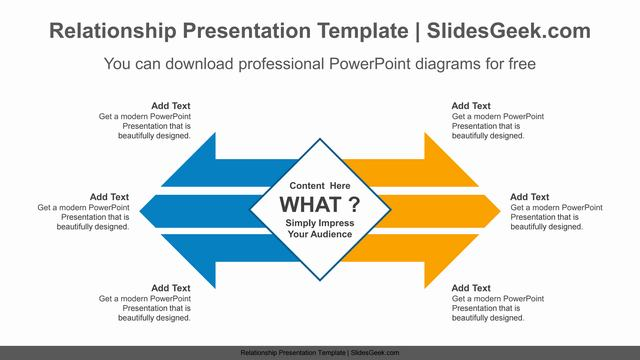 Opposite-direction-arrow-PowerPoint-Diagram-Template Slide Feature Image