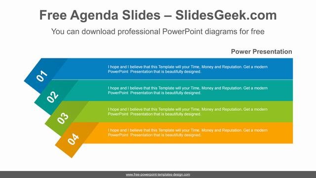 Origami-banner-PowerPoint-Diagram-Template Slide Feature Image