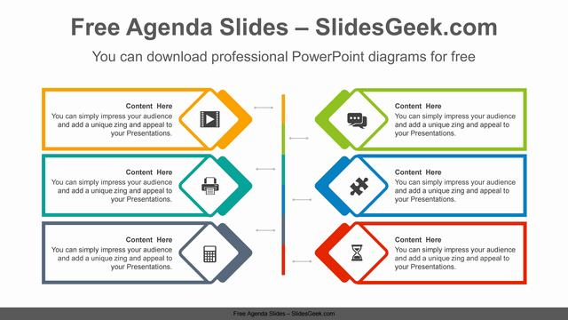 Overlapped-diamond-PowerPoint-Diagram-Template Feature Image