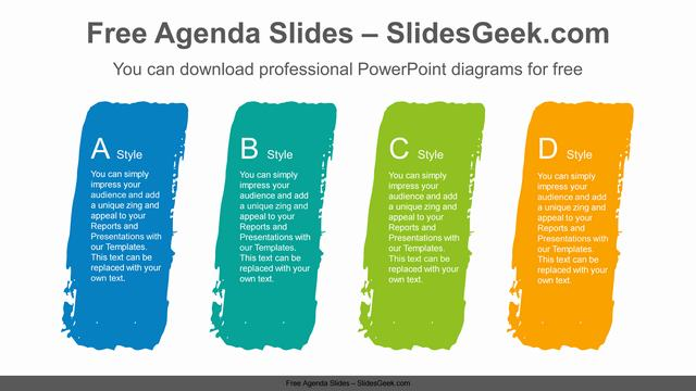 Paint-Marks-Banner-PowerPoint-Diagram Feature Image