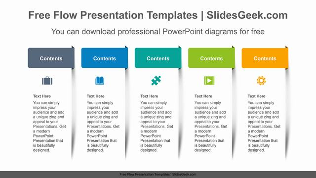 Paper-Wrapped-Ribbon-PowerPoint-Diagram Feature image