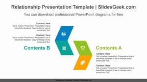 Parallelogram-collation-PowerPoint-Diagram-Template Slide Feature image