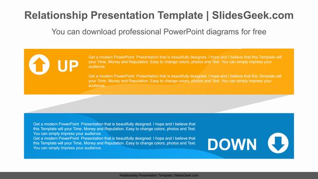 Ribbon-text-box-PowerPoint-Diagram-Template Slide Feature Image