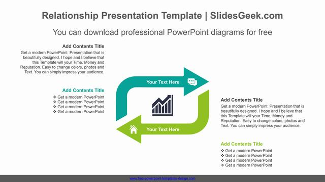 Rotating-Arrows-PowerPoint-Diagram Slide Feature Image