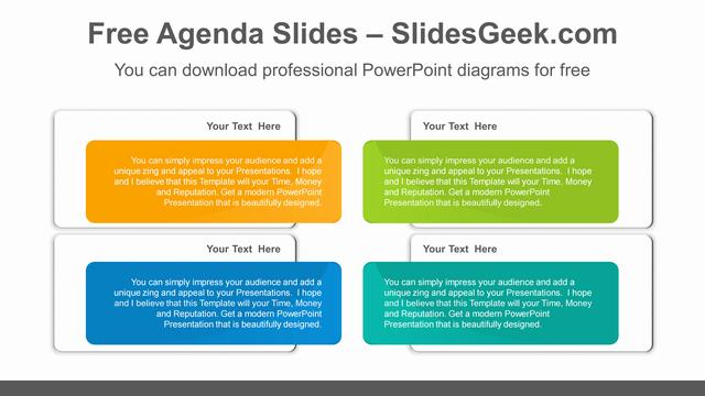 Rounded-corner-rectangle-PowerPoint-Diagram-Template Feature Image