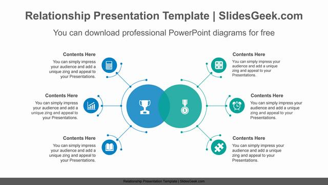 Semicircular-one-pair-PowerPoint-Diagram-Template Slide Feature Image