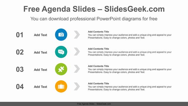 Simple-circles-list-PowerPoint-Diagram-Template Feature Image
