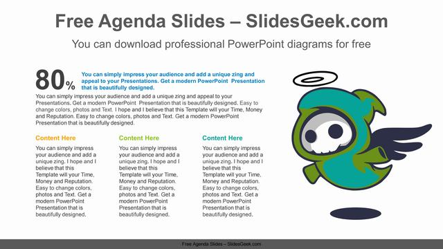 Skeleton-ghost-PowerPoint-Diagram feature image