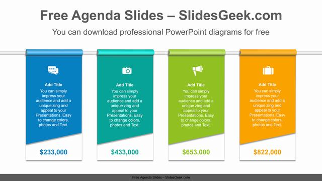 Vertical-flag-banner-PowerPoint-Diagram-Template feature Image