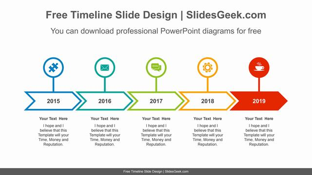 Chevron-highlighted-signpost-PowerPoint-Diagram-Template feature image