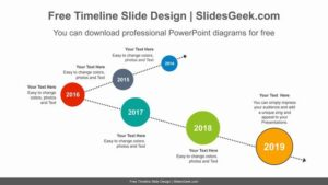 Circle-above-dotted-line-PowerPoint-Diagram-Template feature image