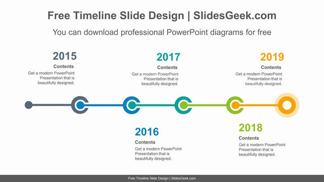 Circle-ring-PowerPoint-Diagram-Template feature image