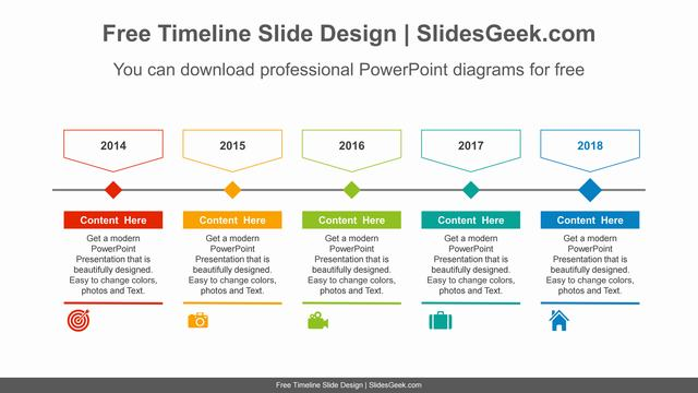 Colorful-text-boxes-PowerPoint-Diagram-Template feature image